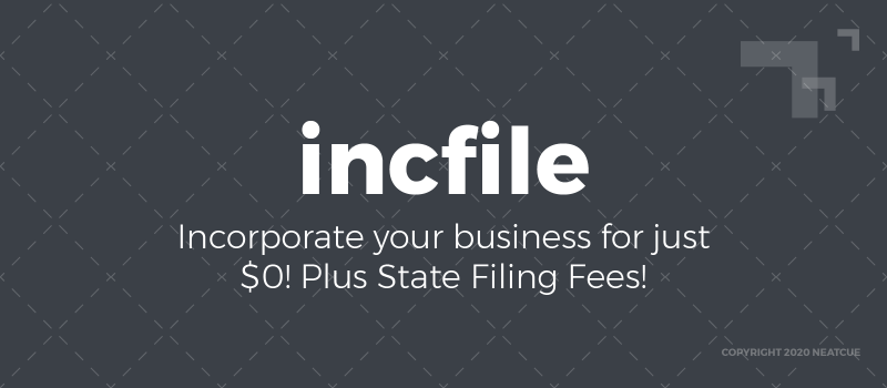 incfile deal
